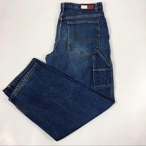 Vintage Tommy Hilfiger Carpenter Jean, Size 36x32